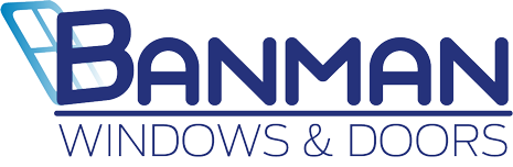 Banman Windows & Doors Logo