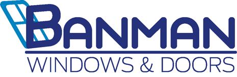 Banman Windows & Doors Logo