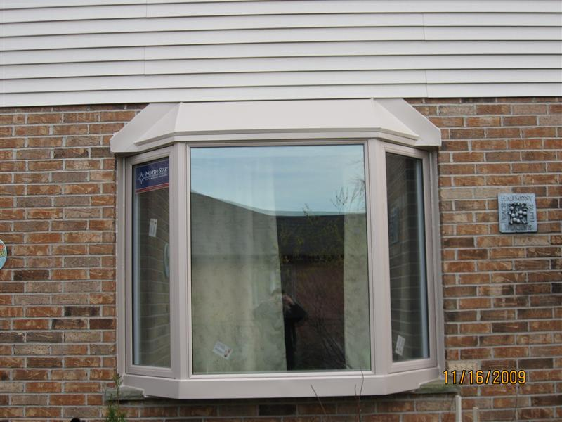 bay window repalcement