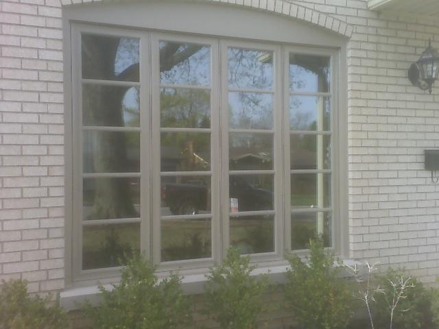 Window with SDL grills